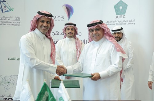 AEC sign MoU with (MCIT)
